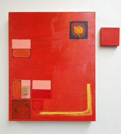 Elizabeth Hill, 'Big Red', 2018