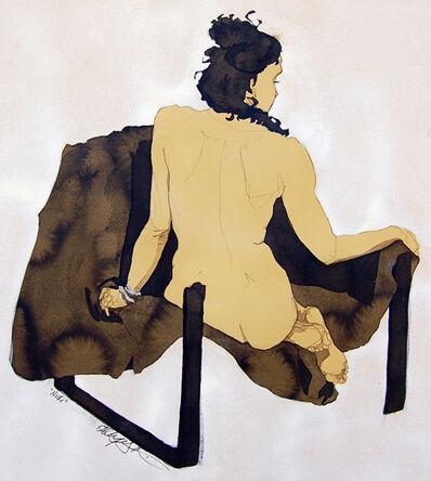 Helen Gotlib, 'Nicki (with chair)'