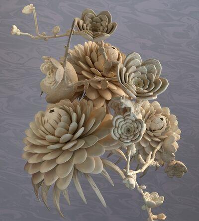 Alex McLeod, 'Flower Branch', 2021