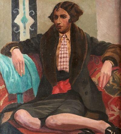 Carline Richard, 'Portrait of Kate Foster'