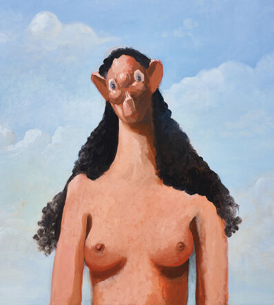 George Condo, 'The Girl from Ipanema', 2000