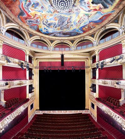 Candida Höfer, 'Théâtre de l'Odéon Paris II 2018', 2018