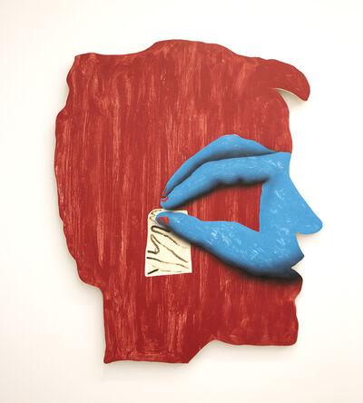 James English Leary, 'Cameo (Slip)', 2020