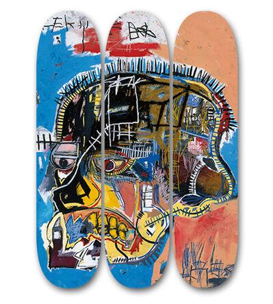 Jean-Michel Basquiat, 'Skull', ca. 2014
