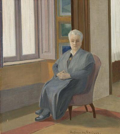 Antonio Calderara, 'La mamma', 1939
