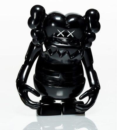 KAWS, 'Skull Kun (Black)', 2006