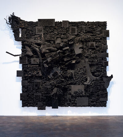 Leonardo Drew, 'Number 193T', 2015