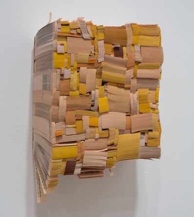 Ann Hamilton, 'Word', 2013