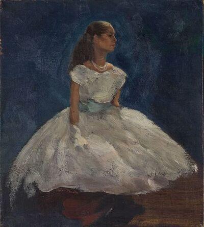 Robert Padilla, 'Sketch of A Dancer', 1987