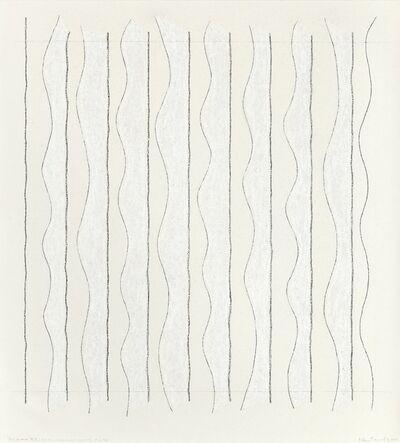 Edda Renouf, 'Sons de mai #2', 2007