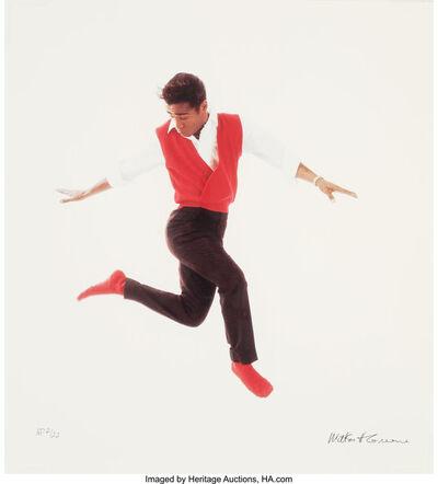 Milton H. Greene, 'Sammy Davis Jr.', 1955