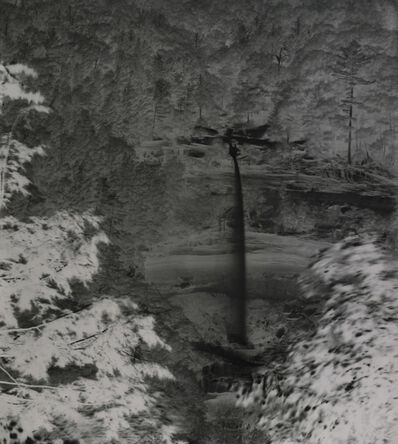 Shi Guorui, 'Kaaterskill Falls, Catskill Mountains, New York July 26-28 2019', 2019