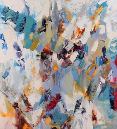 John DiPaolo, 'Incendiary, Striker #4', 2014