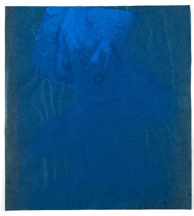 Heidi Bucher, 'Untitled (Wasserbild / Water work)', 1985