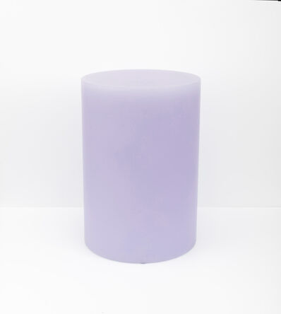 Sabine Marcelis, 'SOAP Column - Light purple', 2018