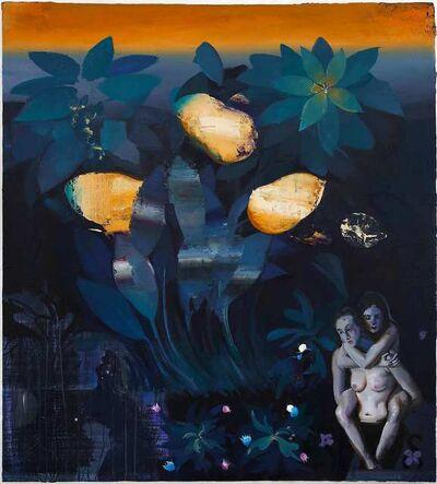 Rayk Goetze, 'Vertreibung', 2021