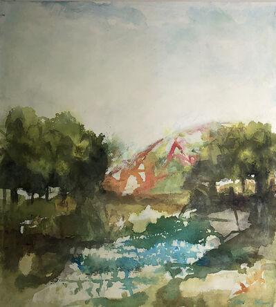 Monica Angle, 'Bridge Road', 2018