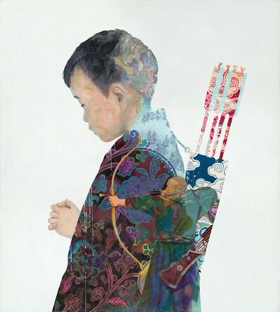Zorikto Dorzhiev, 'Mantra', 2017