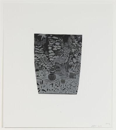 Jonas Wood, 'Untitled, from 8 Pots', 2017