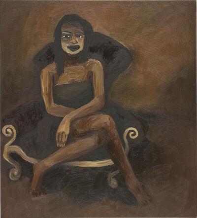 Lynette Yiadom-Boakye, 'Second', 2005