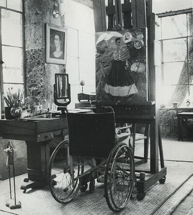Kati Horna, 'Frida Kahlo's Studio, c. 1960', 1960