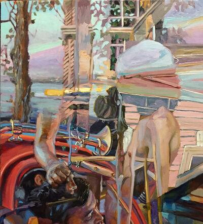 Brad Pasutti, 'The Crossing', 2017