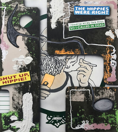 Josh Reames, 'Hippie Stuff', 2018