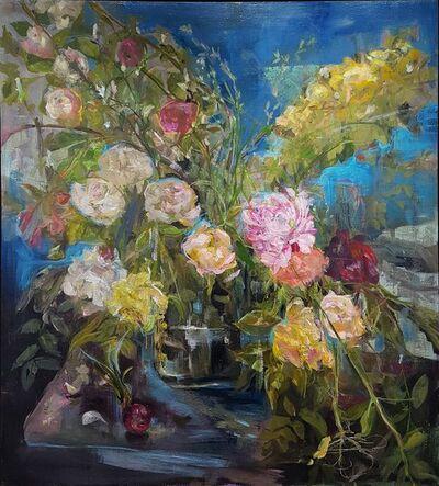 Madeleine Lamont, 'Floral Unrest', 2017