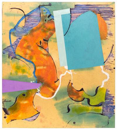 Walter Darby Bannard, 'Engoinia (16-9A)', 2016