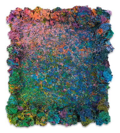 Phillip Allen, 'DeepDrippings (Canary of the Mind)', 2020