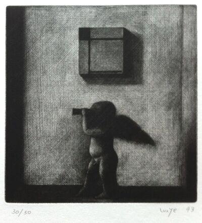 Liu Ye 刘野, 'Angel Before Mondrian', 1993