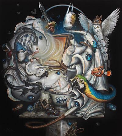 Greg 'Craola' Simkins, 'Stuck Outside', 2012