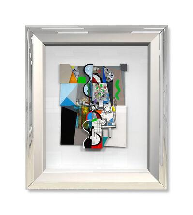 Yoël Benharrouche, 'La table du roi (Papercut)', 2017