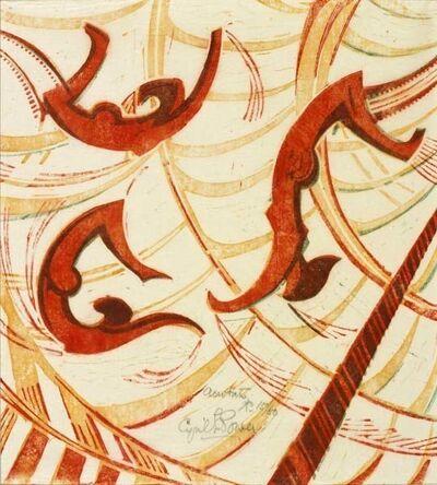 Cyril Power, 'Acrobats', ca. 1933