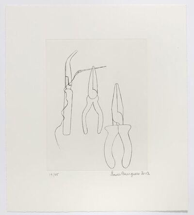 Louise Bourgeois, 'La Réparation (portfolio)', 2003