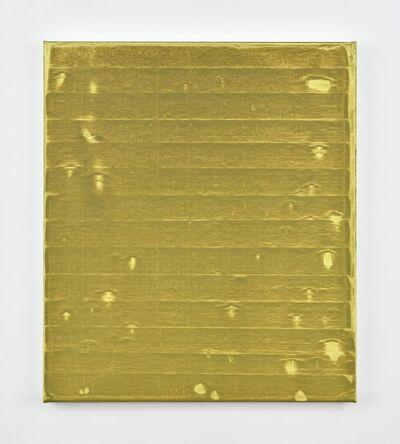 Jean-Baptiste Bernadet, 'Untitled (Gélatine Ocre)', 2017
