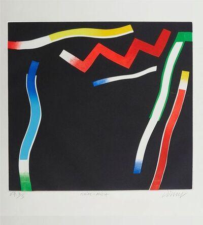 Bertrand Dorny, 'Maine-Alésia ', 1986