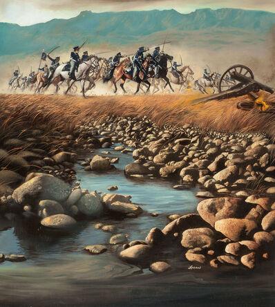 Ron Lesser, 'Ole Devil At San Jacinto'