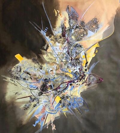 Isabel Turban, 'No es el viento', 2020