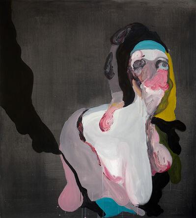 Zümrütoğlu, 'Triple Infusion into the Heart of Darkness (1)', 2018