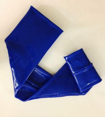 Mimi Herbert, 'Blue Ribbon', 2015