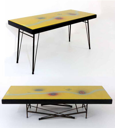 Abraham Palatnik, 'Arte Viva by Abraham Palatnik two-heights table', ca. 1950