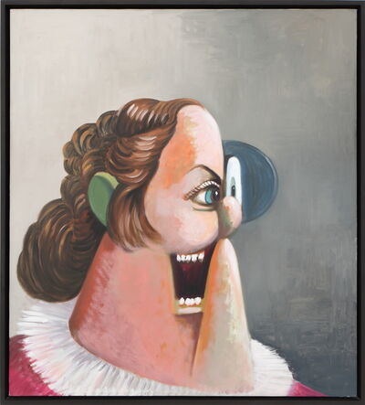 George Condo, 'The Aristocrat', 2008-2009