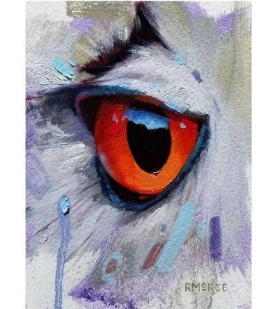 Ryan Morse, 'Scarlet Eye', 2017