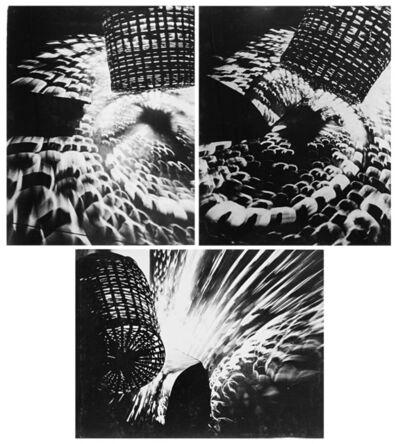 Raoul Hausmann, 'Courbelles de Lumiere', 1931
