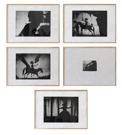 Kara Walker, 'Testimony Suite #1-5', 2005