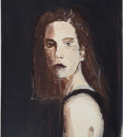 Lilian Eliens, 'Double portait', 2018