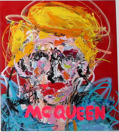 John Paul Fauves, 'McQueen', 2019