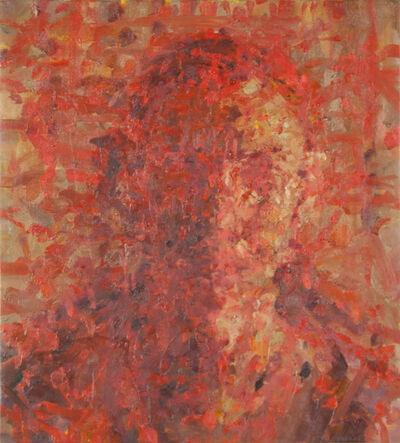 Jordan Wolfson (b.1960), 'Portrait Cari II', 2015