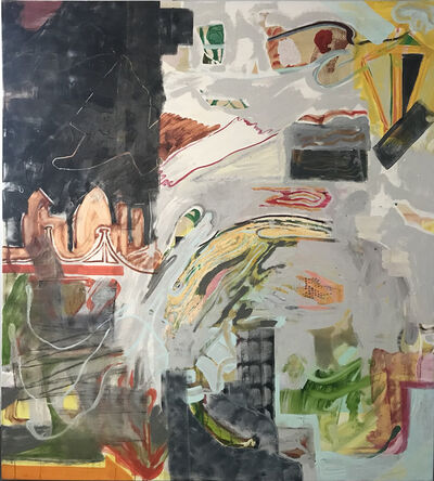 Asger Harbou Gjerdevik, 'Memories of a city', 2020